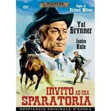 INVITO AD UNA SPARATORIA DVD