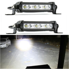 2Pcs 30W LED Work Light Spot For Offroad Tractor Car Driving Headlight ATV UTE