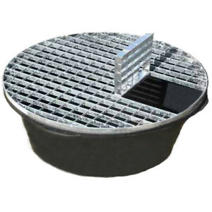 Reinforced heavy duty pebble pool 1120mm diameter