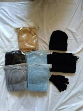Winter Hat Gloves And Scarf Set