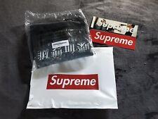 Supreme : The Killer Long Sleeve T-Shirt Black Size Large F/W 18 Tee Hypebeast