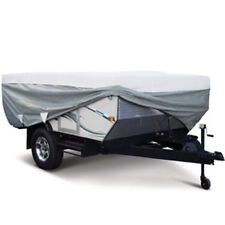 Classic Accessories Polypro 3 Folding Camping Trailer Cover 12' to 14'l Mdl3