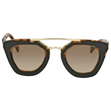 Prada Havana Square Sunglasses