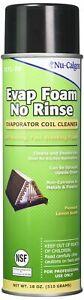 4171-75 Evap Foam No Rinse Evaporator Coil Cleaner, 18 Oz
