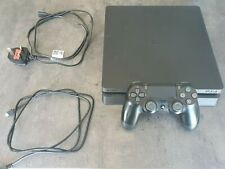 PlayStation 4 Slim Console with Controller