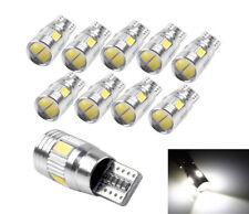 10x T10 6 SMD 5630 3W LED Canbus Standlicht Beleuchtung Lampe 12V Deutsche Post