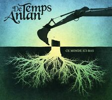 De Temps Antan - Ce Monde Ici Bas [New CD] Canada - Import