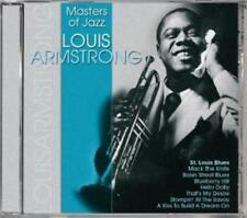 Masters Of Jazz-Louis Armstrong von Louis Armstrong (2010)