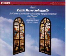 Rossini: Petite Messe Solennelle / Scimone, Carreras, Ricciarelli, Ramey - CD
