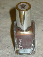 NEW L'OREAL NAIL POLISH TEMPTRESS' POWER SHEER COPPER W GREEN SHIMMER LIMITED ED