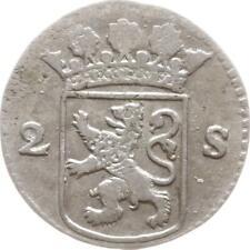 Niederlande, Provinz Holland, 2 Stuiver 1727