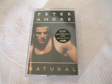MC Peter Andre Natural Tape Mushroom 74321 35671 4 Musikassette