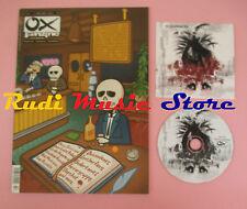 OX-FANZINE Magazine 54/2004 + CD Compilation Probot Animal Collective Adam West