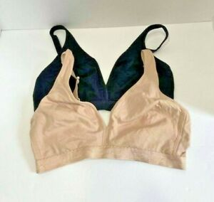 Fruit of the Loom Light Lined Wirefree Bra 38C 2 Pack