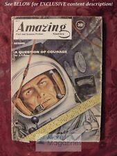 AMAZING Stories December 1960 J. F. Bone Mack Reynolds Theodore L. Thomas