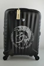 Diesel Move Light S Hartschalen Reise Trolleys Koffer Travel Bag Luggage Schwarz