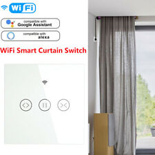 Home Touch Electric Motorized Blind Roller Shutter WiFi Smart Curtain Switch APP