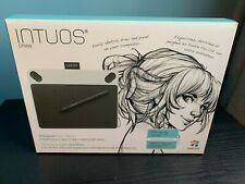 New Wacom INTUOS Digital Graphics Drawing Tablet and Pen (White, CTL-490)