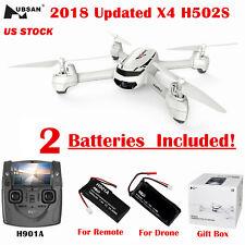 Hubsan X4 Pro H502S Drone FPV 720P Follow Me Headless RTH GPS RC Quadcopter ,USA