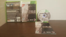 Medal of Honor -- Limited Edition (Microsoft Xbox 360, 2010) NO DLC