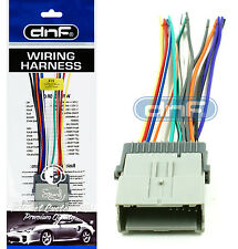 DNF Aftermarket Wiring Harness for Select GM Chevy Kia Toyota Hyundai (70-2003)