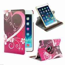 PU Leather Flip Stand Case Cover for Apple iPad 2 3 4 / iPad Mini 1 2 3 4