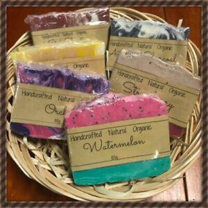Handmade 6 Piece Soap Pack