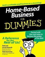Home-Based Business For Dummies? For Dummies Computer/Tech