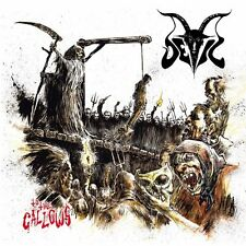 DEVIL - To the gallows (NEW*LIM.666 BLACK VINYL*OCCULT ROCK*MERCYFUL FATE*GHOST)