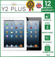 Apple iPad 4th Generation Wi-Fi 16GB Warranty