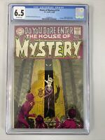 House Of Mystery 🔥 #174 CGC 6.5! Mystery Format Begins! DC Comics 1968!