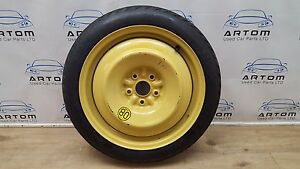 2005 LEXUS IS250 XE20 MK2 17 INCH SPACE SAVER / SPARE WHEEL WITH TYRE 125/70/D17