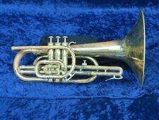 Bach MM300 F Mellophone Ser#37547 Sounds Great!