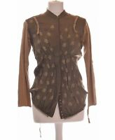Chemise Marithe Francois Girbaud Taille 38 - T2 - M Vert