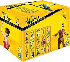15 All time Hollywood Film Must See Musicals Movies DVD Collection Boxset New R2