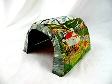 USA Made MARX Toys Of New York Model Train Tunnel Made Of Tin/Metal