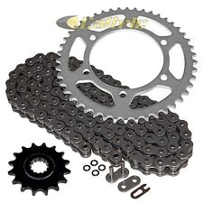 O-Ring Drive Chain & Sprockets Kit Fits YAMAHA XTZ750 Super Tenere 750 1990-1998