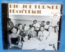 Big Joe Turner: I Don't Dig It  [New CD]
