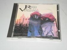 G.P. REVERBIERI - RONDO' VENEZIANO - RARO CD 1992 DDD RECORDS - FUORI CATALOGO -
