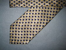 Mens Multi-Color Print Silk Tie Necktie Tiso B. Fellini ~ FREE US SHIP (6861)