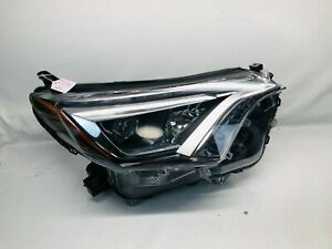 2016 2017 2018 TOYOTA RAV4 RAV-4 FULL LED FRONT LEFT OEM HEADLIGHT