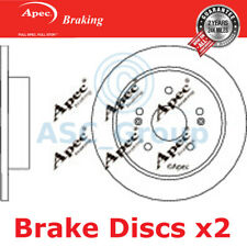 FRONT AND REAR BRKE DISCS AND PADS FOR SSANGYONG OEM QUALITY 2994156429951754