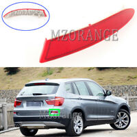 Right Driver Side Rear Bumper Reflector Light Cover for BMW X3 F25 2011-2014 UK