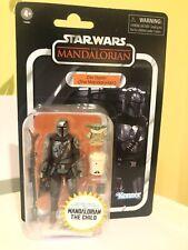 Din Djarin (The Mandalorian) & The Child Star Wars Vintage Collection Figure