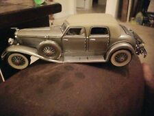 Franklin mint 1933 Duesenberg Sj, 20 grand