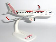 Airbus A320 Tunisair Tunisia Snap Fit Collectors Model Scale 1:200 G