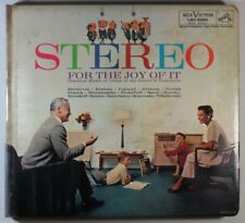 Stereo For The Joy Of It / Beethoven, Eroica Symphony & Brahms, Violin  / Listen