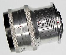 Carl Zeiss Jena 7.5cm f1.5 Biotar T* West Germany version Nikon mount #3771520