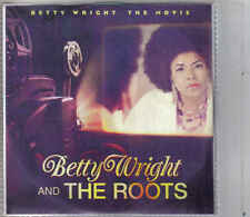 Betty Wright-The Movie Promo cd album 14 tracks