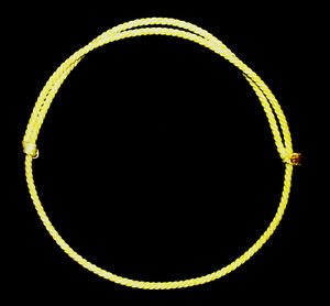 Halsring / Ranchrope Material / Reitring / Durchmesser 50 cm / Wogati